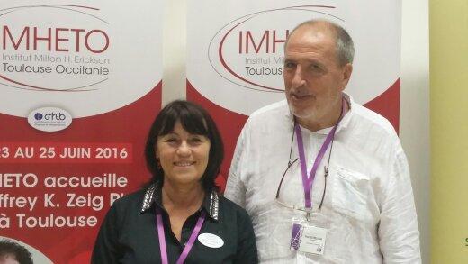 Maryse Bénézet et Yves Doutrelugne
