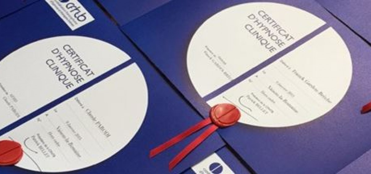 Le Certificat d'Hypnose Clinique (CHC)